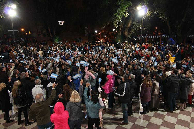 San Isidro celebrará el día de la independencia con una vigilia online