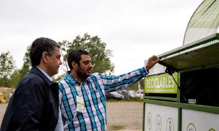 Charlas abiertas a la comunidad sobre el cuidado del medio ambiente