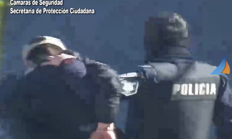 Gracias a las Cámaras de San Fernando, detuvieron a cuatro personas por robar bebidas alcohólicas