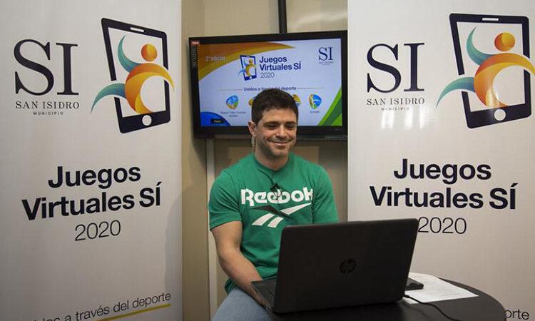 Juegos Virtuales San Isidro 2020: Más de 1.000 chicos y chicas participaron de la segunda edición