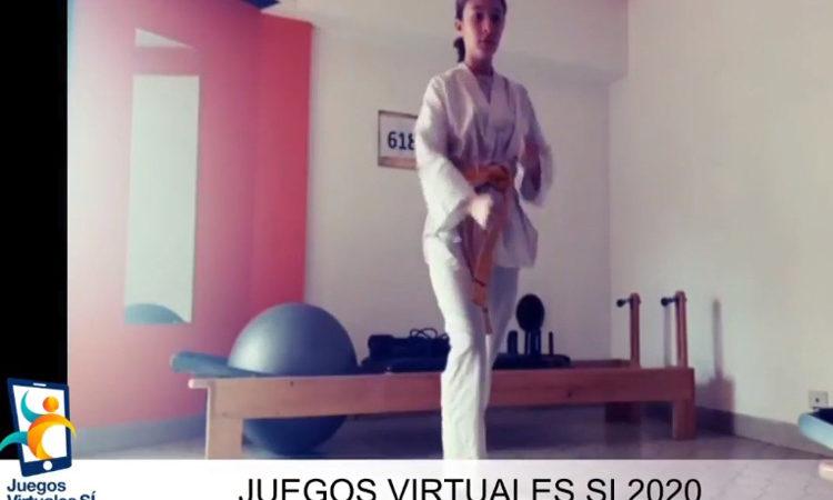 Más de cien Taekwondistas compitieron en los Juegos Virtuales San Isidro 2020
