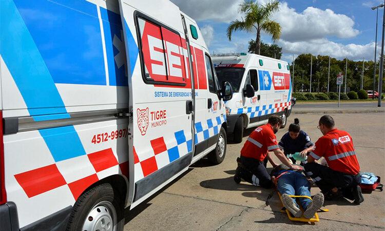 El SET respondió más de 11 mil llamadas de emergencia durante el mes de julio