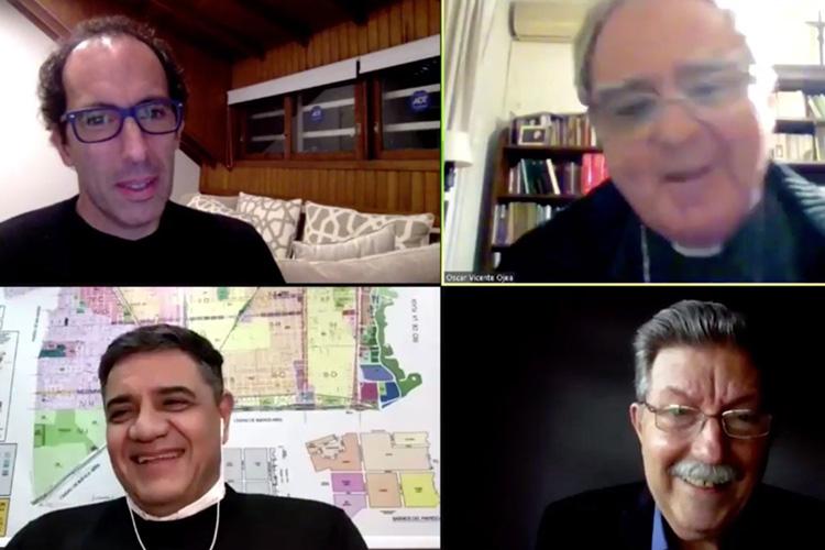 """Jorge Macri realizó una charla online por el """"día del diálogo interreligioso"""""""