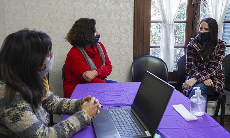 Vicente López refuerza la asistencia a mujeres en situación de violencia de género
