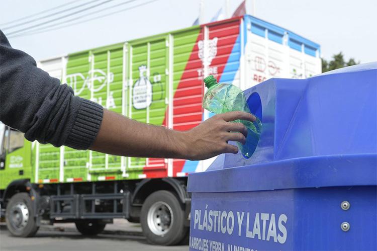 Desde su creación, el programa Reciclá lleva recolectados más de 747mil kg de materiales reciclables en Tigre
