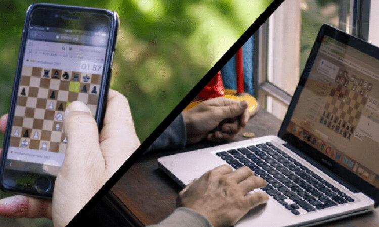 Dos integrantes de la Escuela de Ajedrez de Villa Martelli participarán de las Olimpiadas online