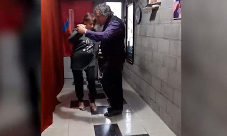 Clases virtuales de tango: una de las actividades más elegidas por los sanfernandinos