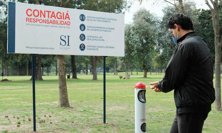 Los campos de deportes y parques abren sus puertas y otras medidas