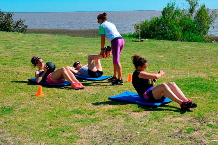 Nueva clase online de acondicionamiento físico en San Isidro