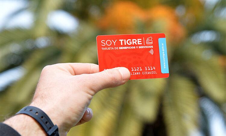"""Disfrutá del verano con tu tarjeta de descuentos """"Soy Tigre"""""""