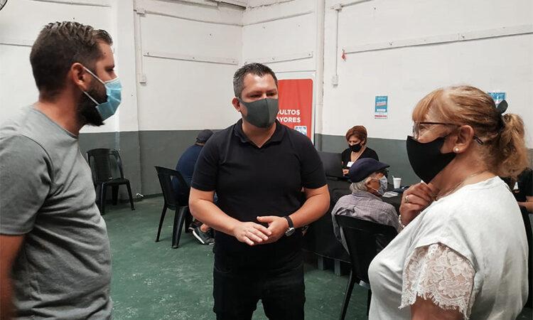 Buenos Aires Vacunate: Tigre continúa ayudando a la comunidad a inscribirse al programa de inmunización contra el COVID-19