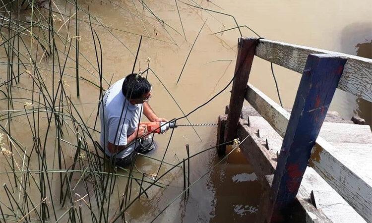 Continúan los trabajos de mantenimiento integral en el Delta de Tigre