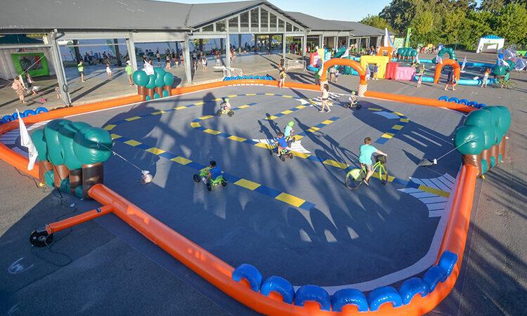 San Fernando suma actividades recreativas y culturales en el Parque Náutico en este fin de semana largo