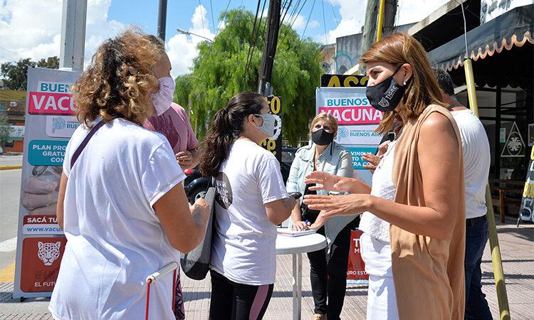 El Municipio convoca a la comunidad de Tigre a inscribirse al programa Buenos Aires Vacunate contra el COVID-19