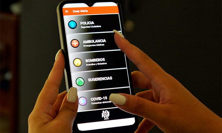 En Tigre, los vecinos pueden contactarse de manera directa con el COT a través de la app Alerta Tigre Global