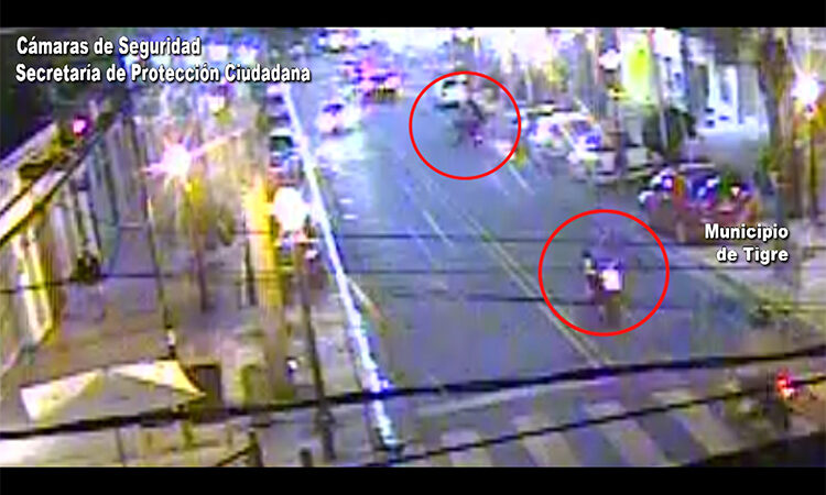 Benavídez: El COT asistió rápidamente a una mujer que fue atropellada por una motocicleta