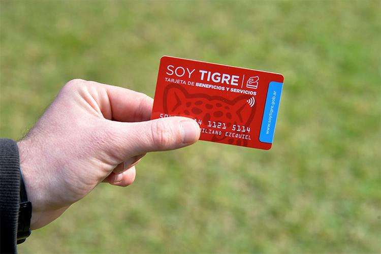 """Encontrá beneficios exclusivos en comercios de El Talar con tu tarjeta """"Soy Tigre"""""""