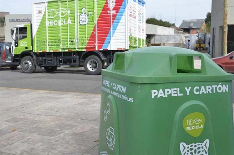 A dos años de su creación, el programa Reciclá de Tigre continúa generando conciencia ambiental en la comunidad