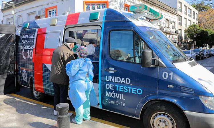 Testeo de anticuerpos Covid-19 en operativos en vía pública para los vecinos. Y… dónde vacunar a sus mascotas