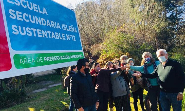 Se construirá una escuela secundaria de educación sustentable en el Delta de Tigre
