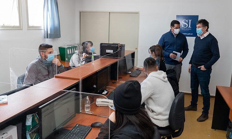 Con nuevo Call Center, el municipio de San Isidro busca atender a más vecinos