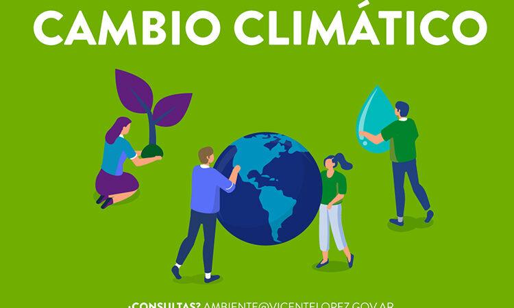 Últimos días para anotarse a la charla informativa del seminario sobre Cambio Climático