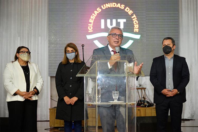 El intendente Julio Zamora presentó la nueva Dirección de Cultos del Municipio de Tigre