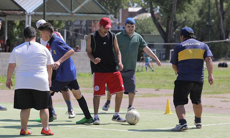 Inscripción para las escuelas deportivas del CEMAE