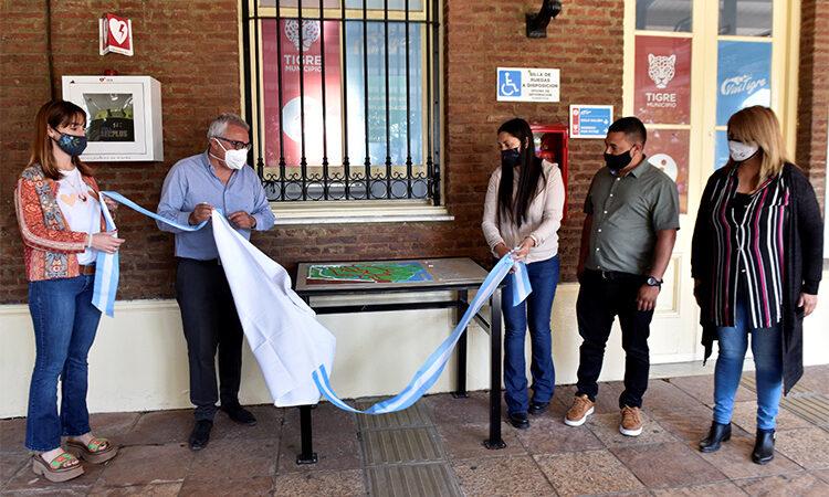 El Municipio de Tigre renovó la Estación Fluvial con eje en la sustentabilidad y la accesibilidad